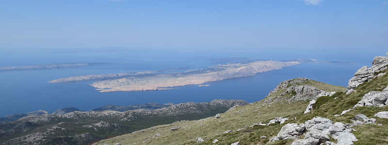 North Velebit / Camping Peros Zaton