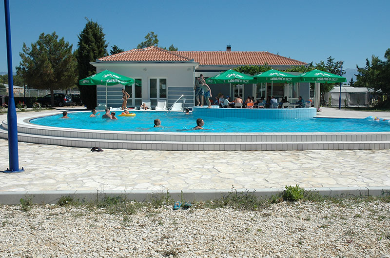 swimming pool camping zaton